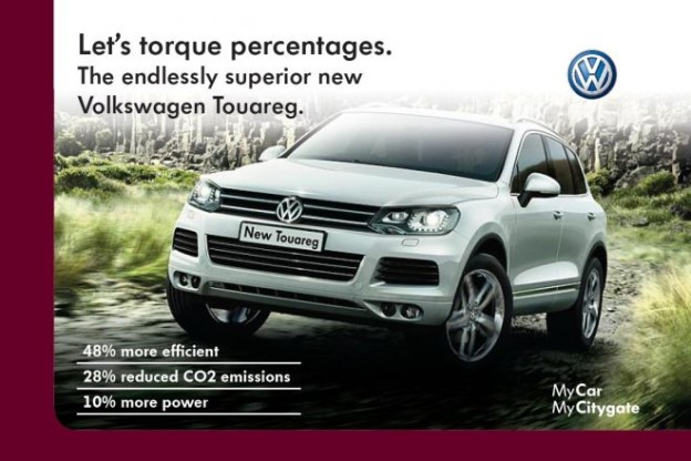 Citygate Volkswagen dealer marcomms support