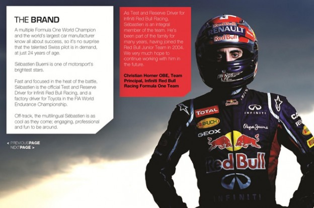 RSM HELPS RACING STAR BUEMI ATTRACT NEW PARTNERS